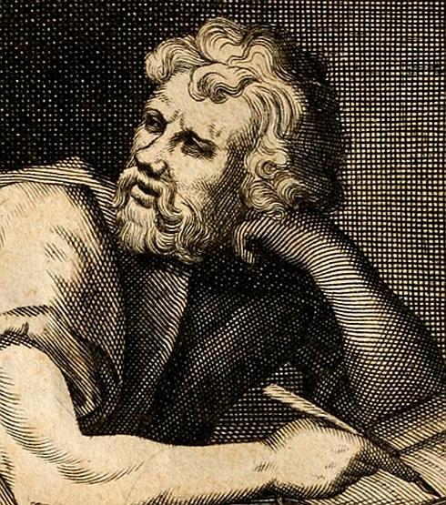 Epictetus drawing