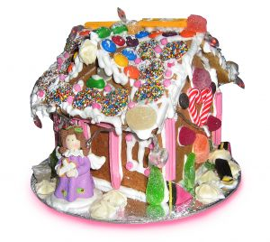 Gingerbread House by Bluegum