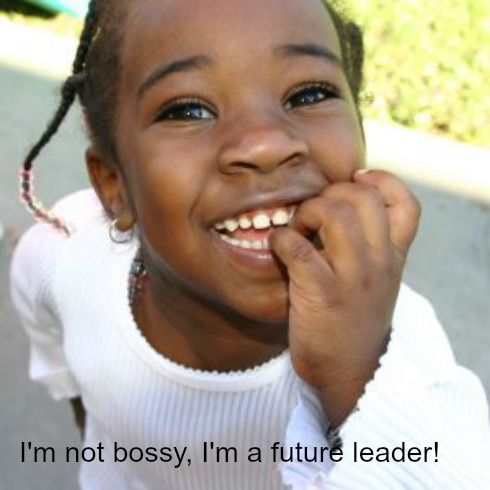 sexist language, gendered language, assertive not bossy,