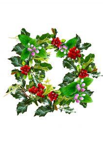 Holly Wreath by Watford