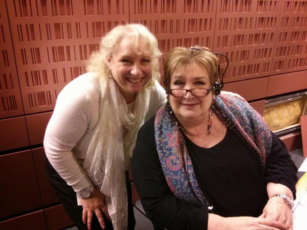 Jane with jenny