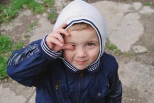 Little lad