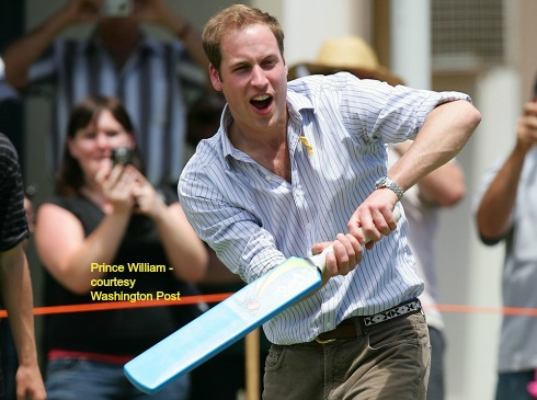 Prince Willliam in India Washington Post