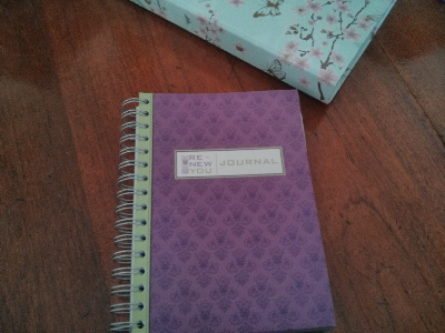RenewYou Journal & Folder