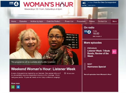 Screen Shot 2014-11-29 at 11 38 04Woman's hour
