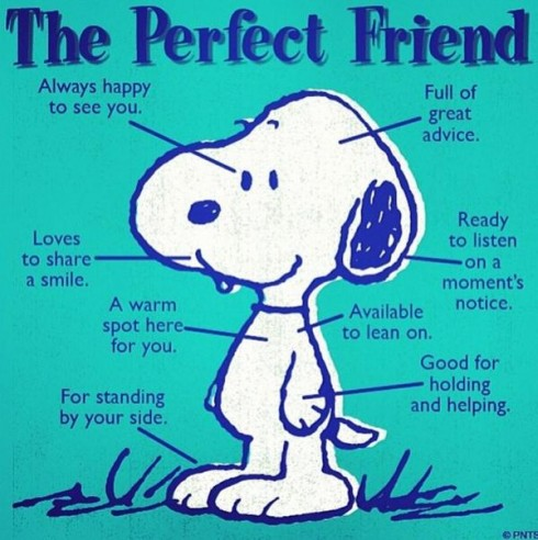 Snoopy Cartoon