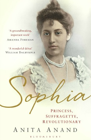 Sophia book jacket small
