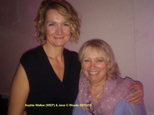 Sophie Walker (WEP) & Jane C Woods 490