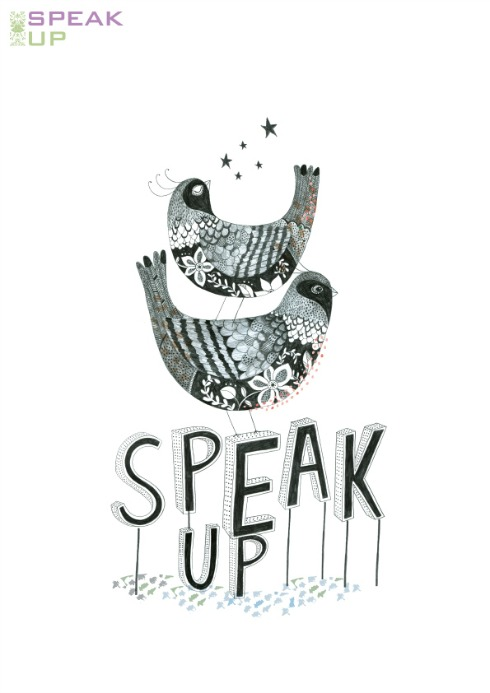 Speak-Up Pic from Rosie