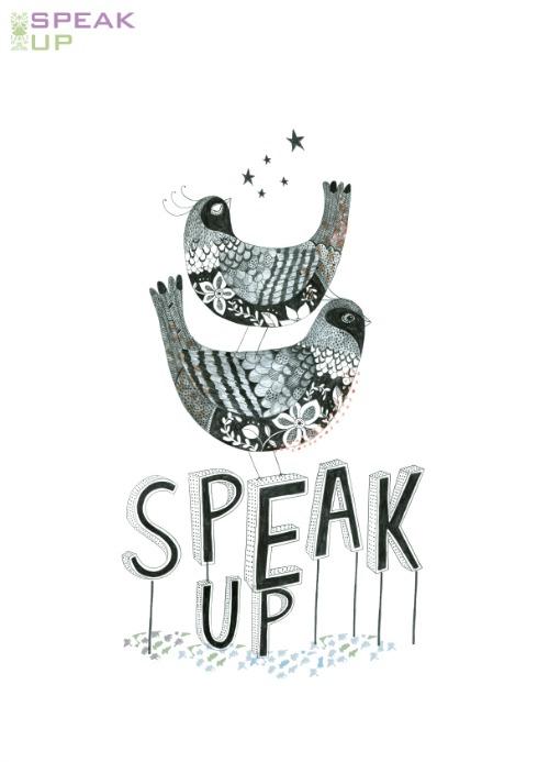 Speak-Up Pic from Rosie