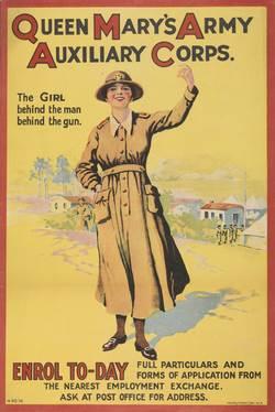 Women and war Bath Costume Museum