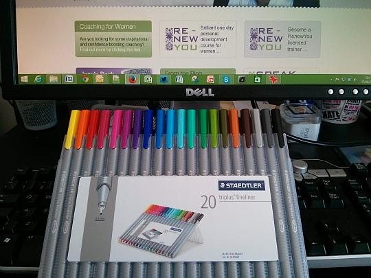 crayons creative