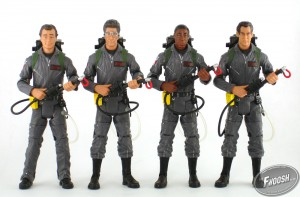 ghostbusters toys by mattel