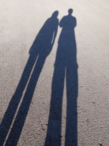 man woman shadow by linder6580 Stk xchge