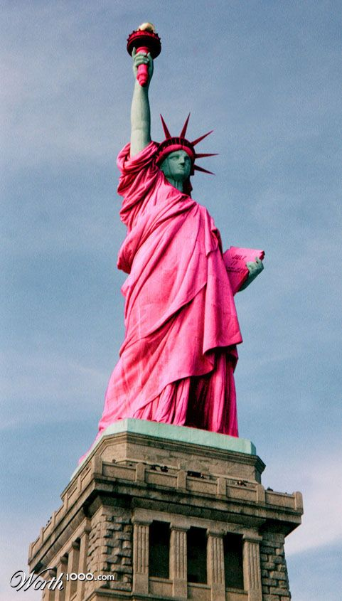 pink-statue-of-liberty